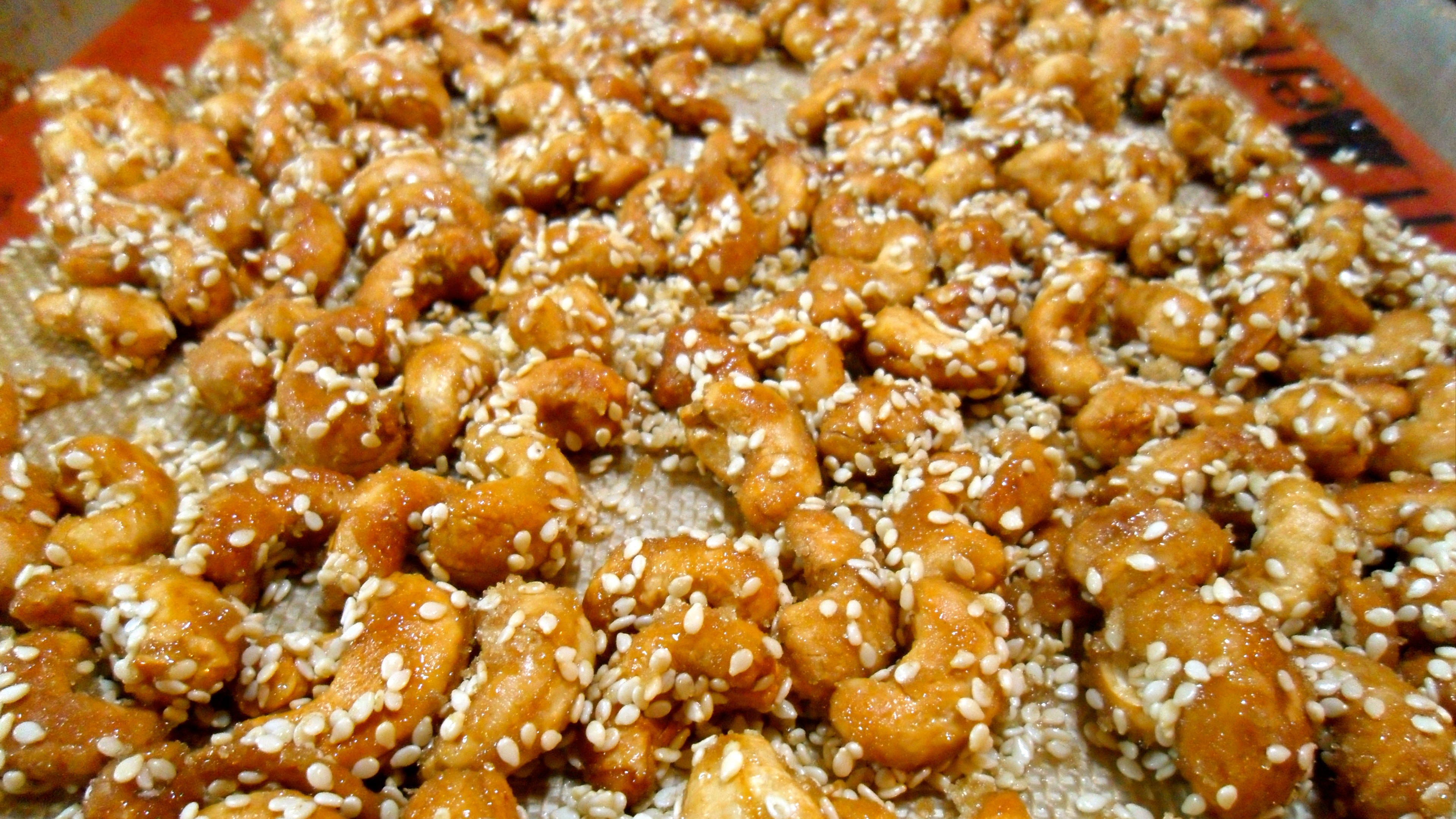 ... Cream With Tipsy Raisins And Maple-Candied Cashews Recipe — Dishmaps